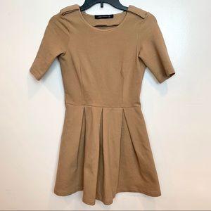 Zara Skater Dress ~ SZ XS